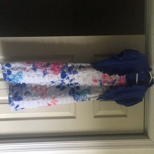 Girls dress. Missing the tag believe size 7.